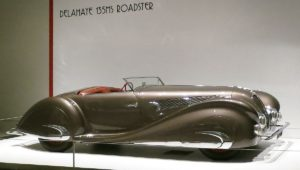 1937 Delahaye 135MS roadster