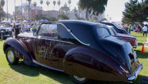 1948 Bentley coupé de ville