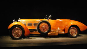 André Dubonnet's 1924 H6C Targa Florio speedster