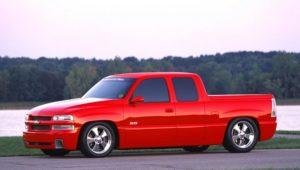 Chevrolet Silverado SST Concept