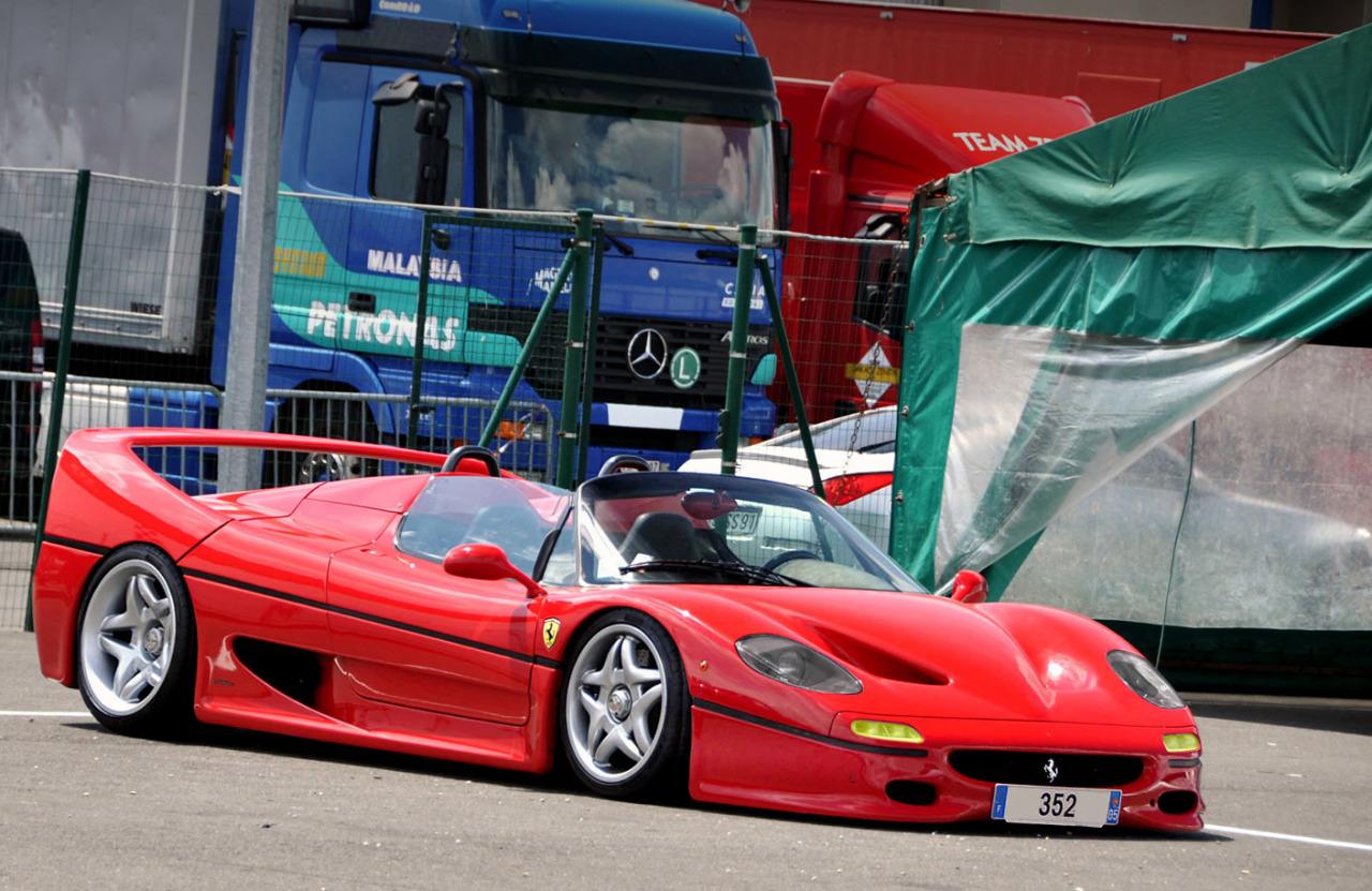 Ferrari F50 1995 1997 The Sexiest Car Ever Gt Supreme