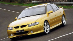 Holden Commodore SS 1999