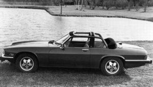 Jaguar XJ-SC drophead