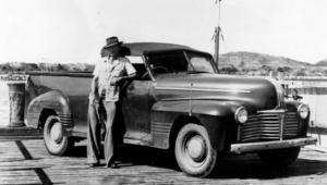 Pontiac 1941 Roadster Ute in Asutralia