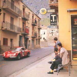 Alpine A110 1600S targa florio