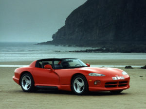 dodge viper rt10 specs data card