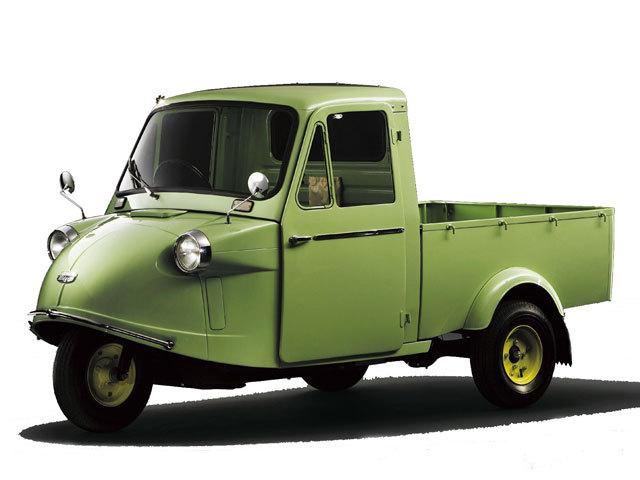 Daihatsu midget i length variant