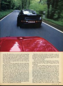 Koenig Porsche 911 Turbo Road Runner specs history GT data