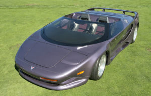 Vector WX-3 Roadster specs history data