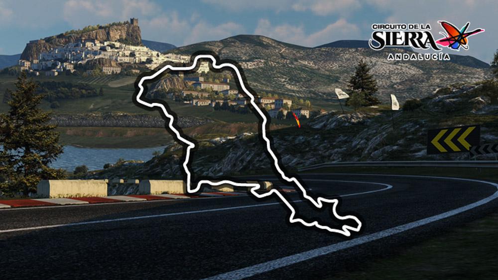 Circuito de la Sierra andalusia GT6
