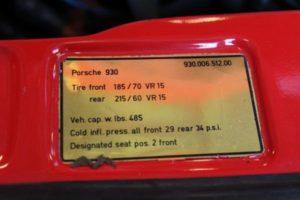 Koenig Porsche 911 Turbo Road Runner specs history GT data