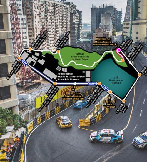 Guia Circuit – Macau
