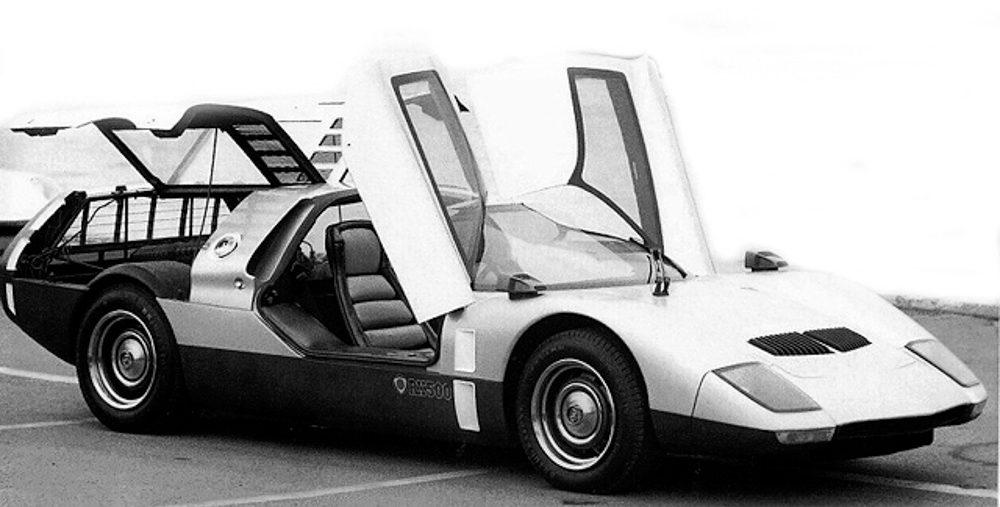 Mazda RX-500 '1970 specs history gt data