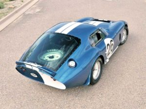 shelby cobra ciupe daytona history GT assetto