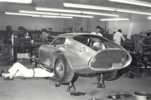 assembly of shelby coupe history