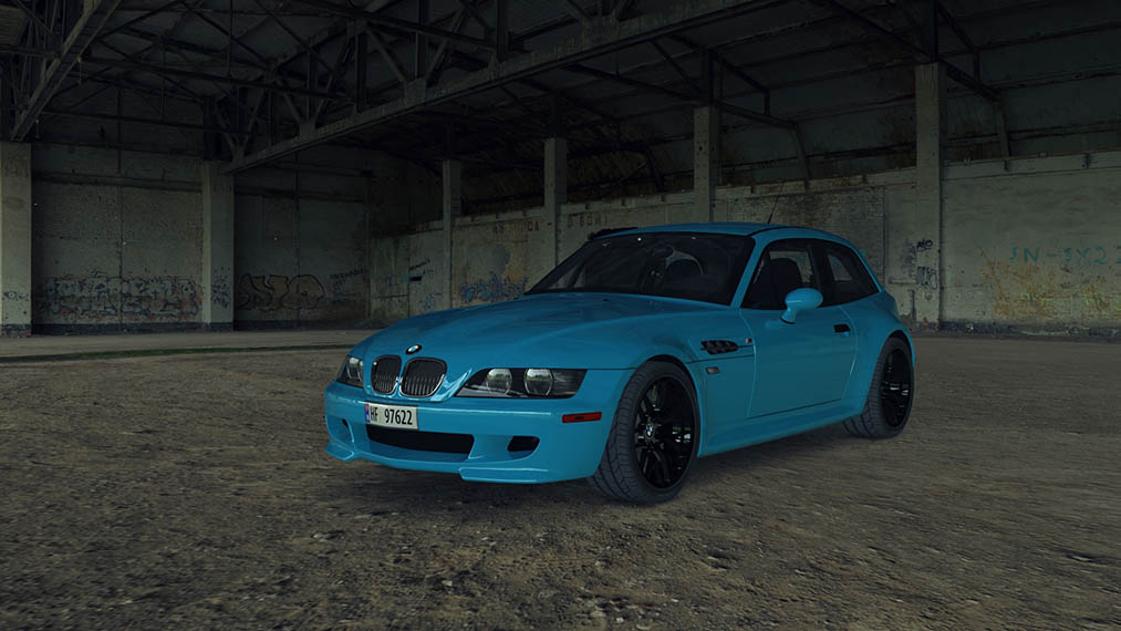 BMW Z3 M assetto corsa download