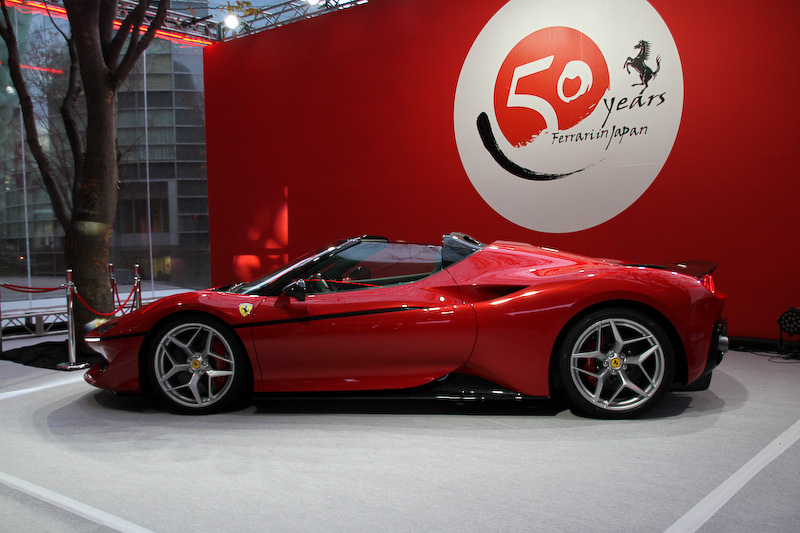 Ferrari J50 2016 (2017) – Japan's 50th – GT Supreme on