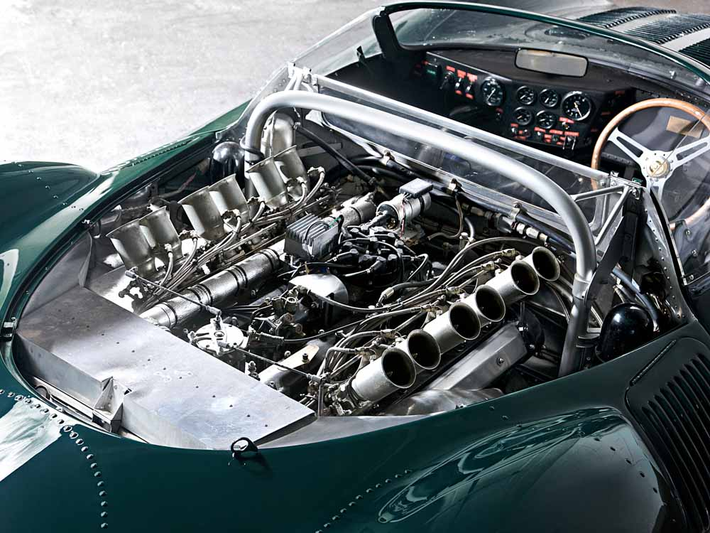 XJ13 performance engine