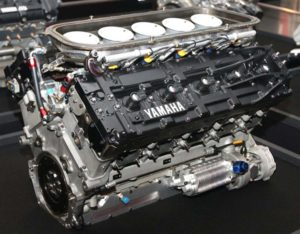Yamaha V12 engine specs