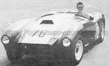 ZIL 112c 1963 #70