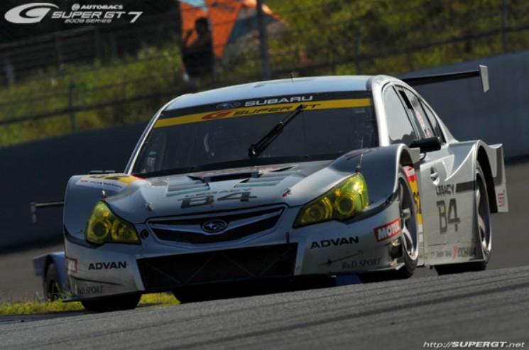 Subaru Legacy B4 Gt300 R D Sport 2009 11 Assetto Corsa Mod