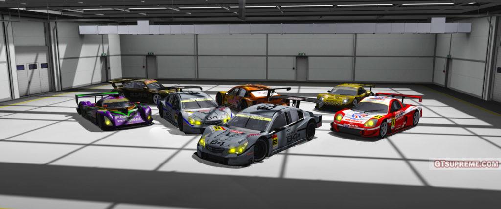 JGTC Super GT Assetto Corsa mod