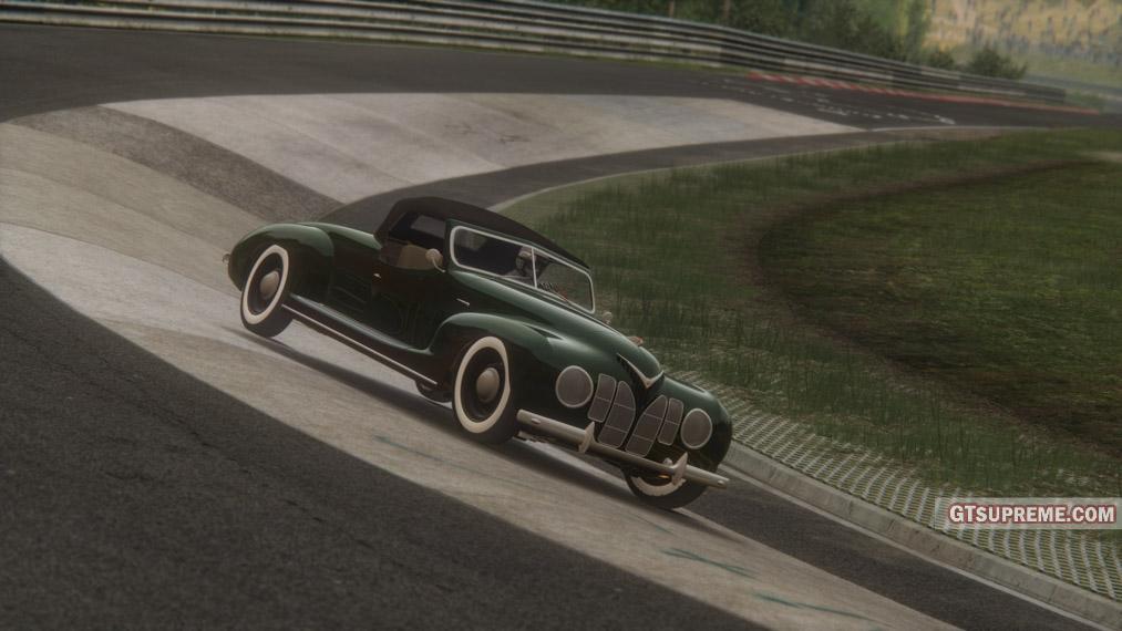 ZIS 101A Sport' 1939 (+Assetto Corsa mod)