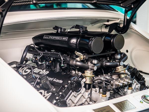 Lanzante Porsche 930 TAG turbo' 2019 - GT Supreme