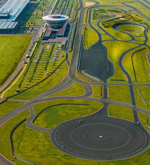 Porsche Leipzig test tracks (+Assetto Corsa)