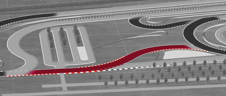 Porsche Leipzig test tracks (+Assetto Corsa) - GT Supreme