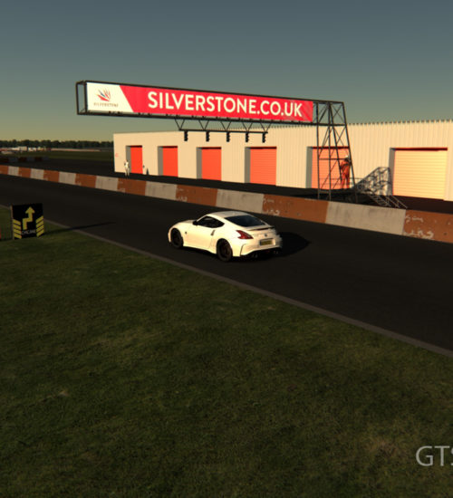 Silverstone – Stowe circuit for Assetto Corsa