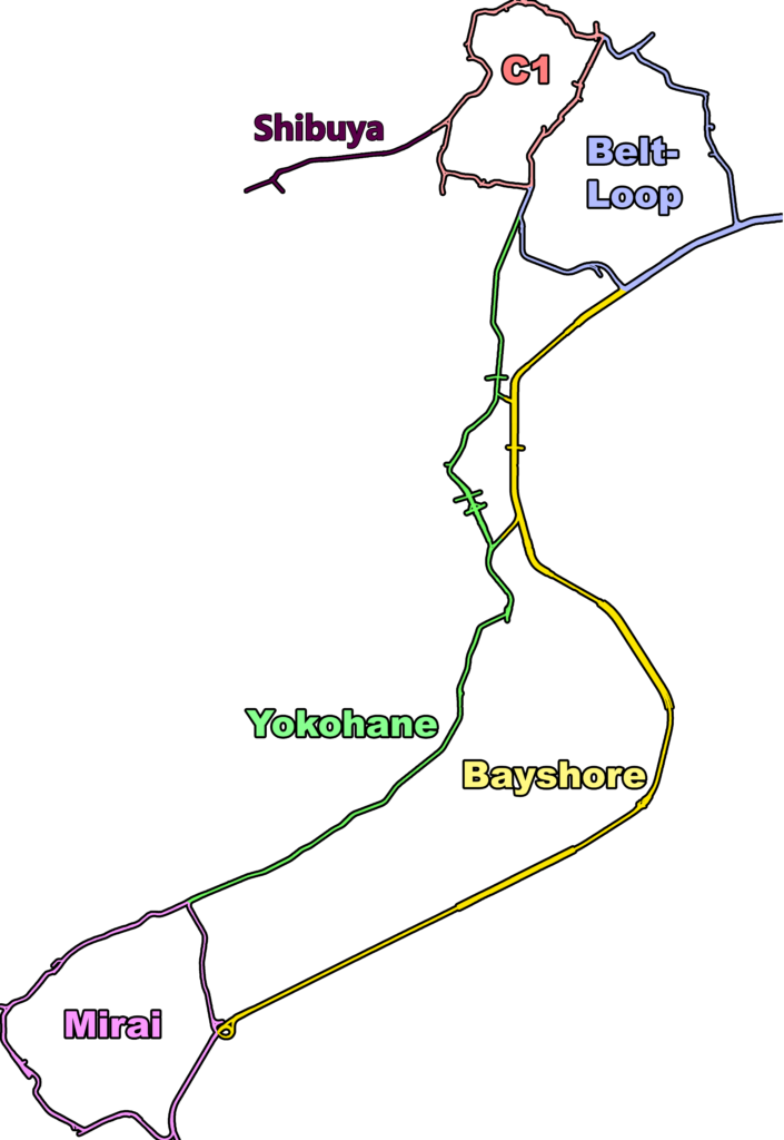 Shuto expressway assetto corsa