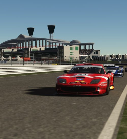 Ordos International Circuit (+Assetto Corsa)