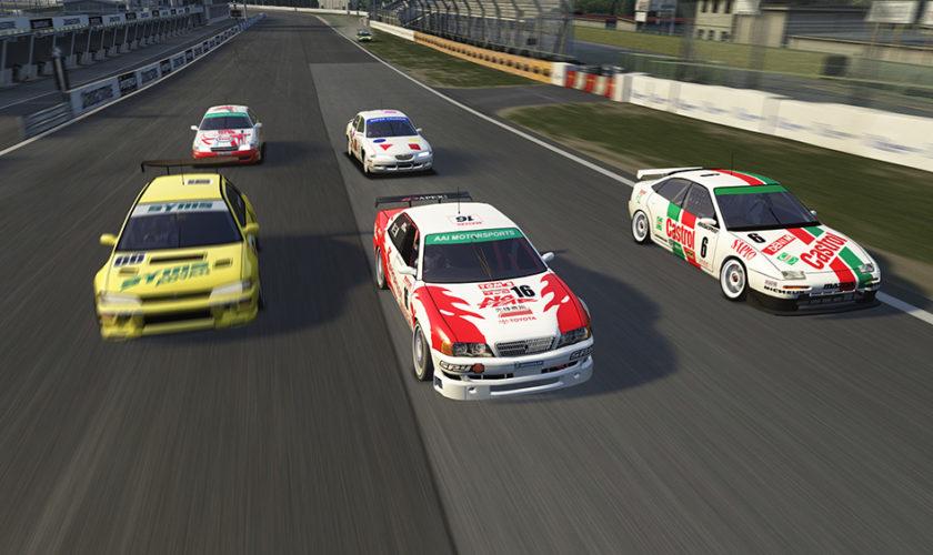 JTCC for Assetto corsa – pack #1 demo ver 0.8 – Chaser, Marino, ImprezaWagon JTCC