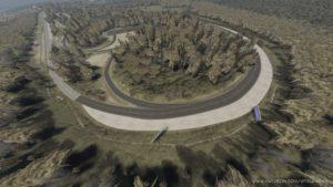 Subaru test track (Bifuka proving ground, Hokkaido, Japan) for Assetto Corsa