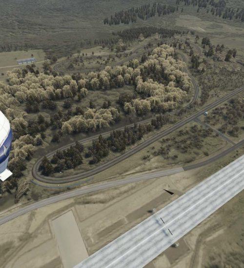 Subaru test track (Bifuka proving ground, Hokkaido, Japan) for Assetto Corsa – release version