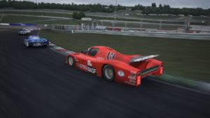 Sauber SHS C6 GrC assetto corsa