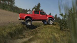 Toyota Hilux Arctic Truck - Assetto Corsa mod download
