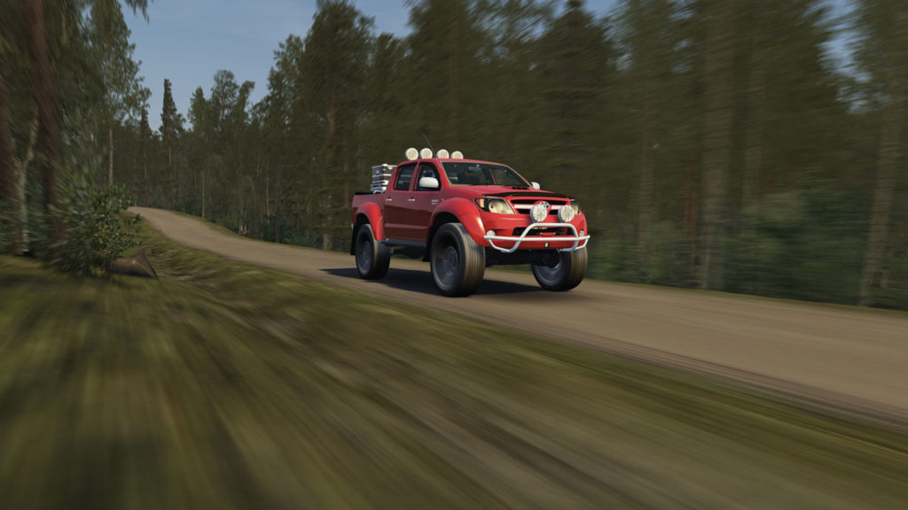 Toyota Hilux Arctic Truck - Assetto Corsa mod download