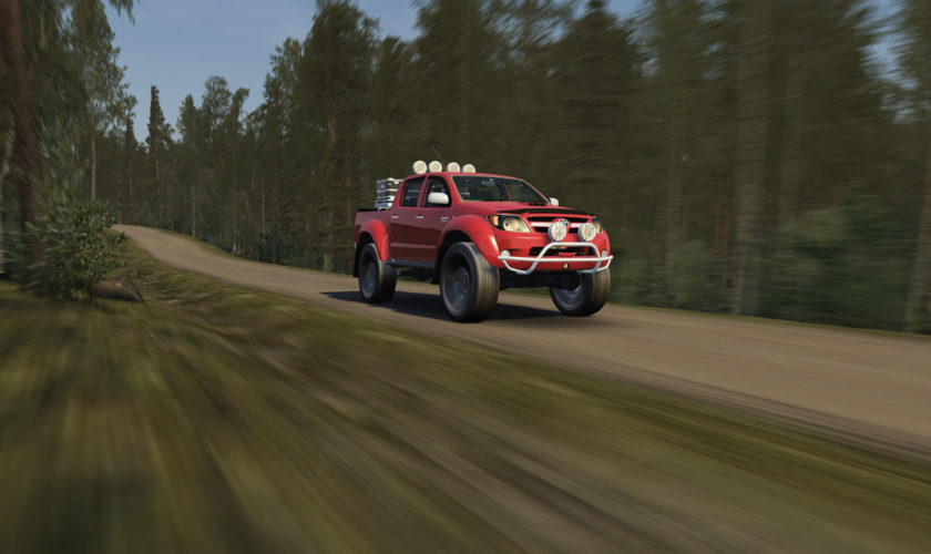 Toyota Hilux Arctic Truck – Assetto Corsa