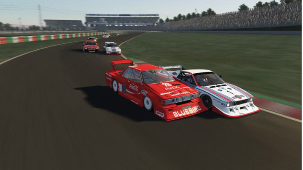 Group 5 and Super Silhoette Assetto corsa