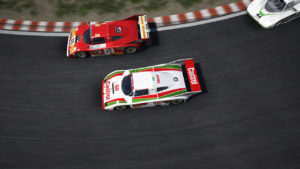 URD C81 1982-83 Group C for Assetto Corsa