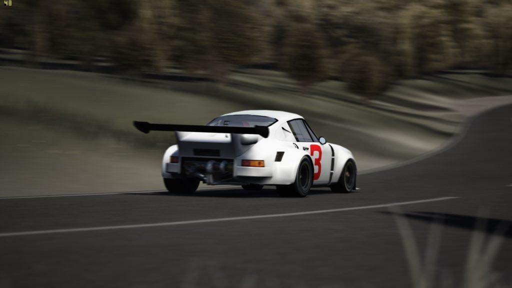 Porsche 911 Carrera RSR 2.1 Turbo 1974 for Assetto Corsa