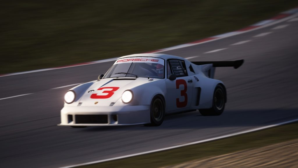 Porsche 911 Carrera RSR 2.1 Turbo 1974 for Assetto Corsa