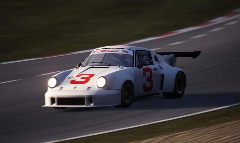 Porsche 911 Carrera RSR 2.1 Turbo 1974 for Assetto Corsa. Ver 0.911