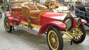 1905 Mercedes 28-50 PS Double Phaeton