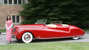 1940 Chrysler Newport Dual Cowl Phaeton