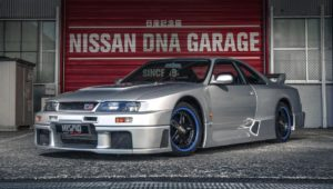 Nismo Nissan GT-R R33 LM Road Going Version