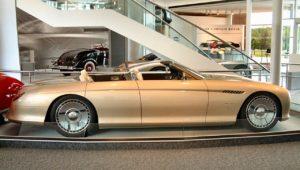 Chrysler Phaeton concept car WPC-Museum