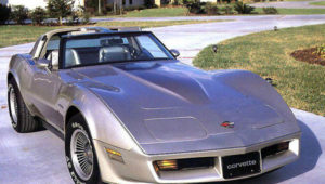 Corvette Collector Edition (C3) '1982